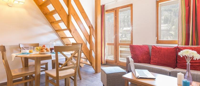 Les Ravines Apartments - interior